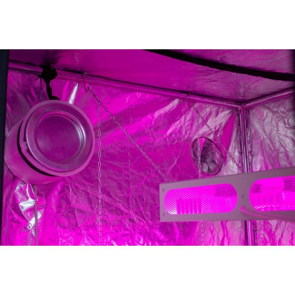Бокс для выращивания растений 2x2x2 метра Джин с освещением и автоматикой